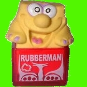 Rubberman red
