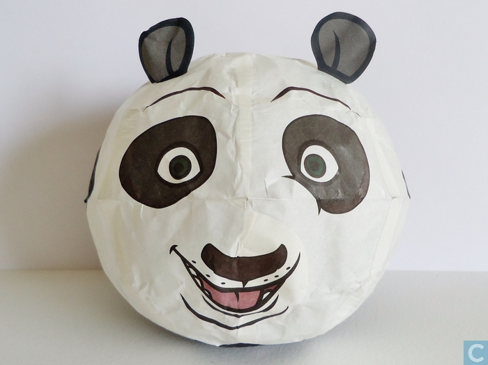 Po as balloon