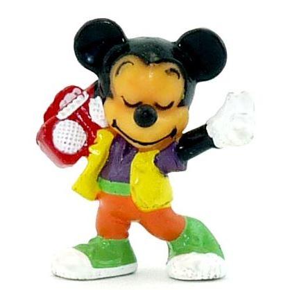 1989 Micky und seine tollen Freunde Mack mit Radio Micky Maus